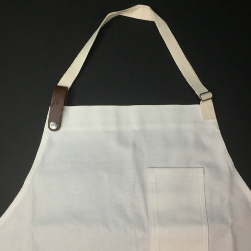 Tilit | Contra Apron | Canvas White