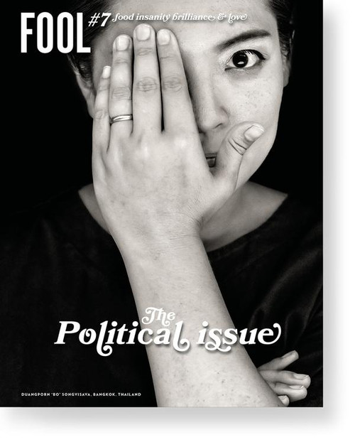 Fool | The Political Issue | Issue #7