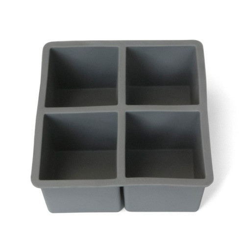 Cocktail Kingdom | IceCubeTray | 2.5in | Grey