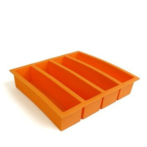 Cocktail Kingdom | IceCubeTray | Collins | Orange