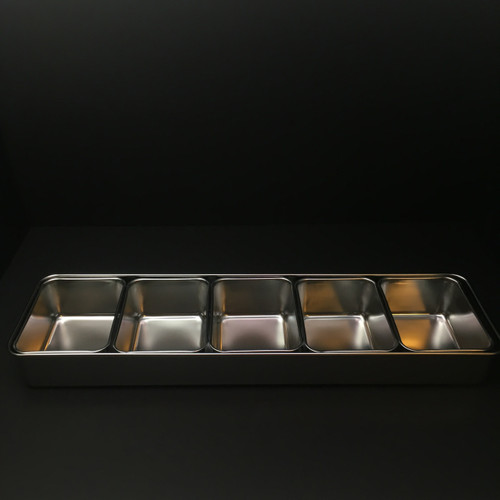 Yakumi Pans | Stainless | 5 Compartment