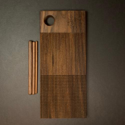 Wooden Essentials | Hybrid Gnocchi Board | Walnut