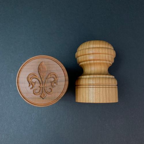 Wooden Essentials | Corzetti Stamp | Maple