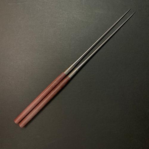 Moribashi Chopsticks | Purple Heart Round 150mm