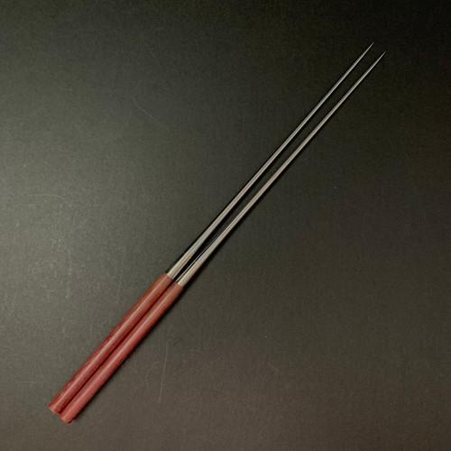 Moribashi Chopsticks | Purple Heart Round 210mm