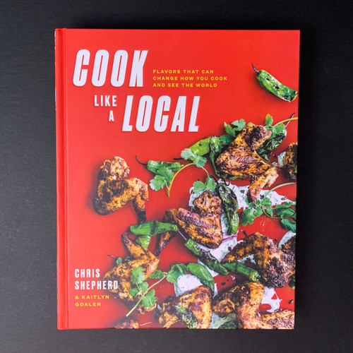 Cook Like A Local | Chris Shepherd
