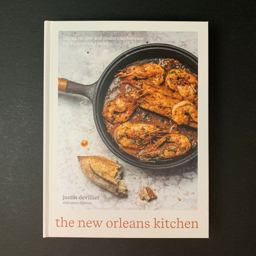 The New Orleans Kitchen | Justin Devillier *signed*