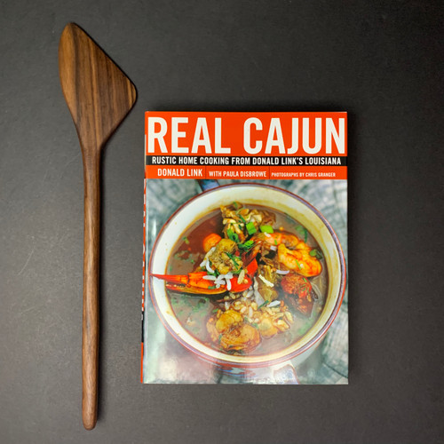 Real Cajun | Donald Link | + Boothill Roux Paddle