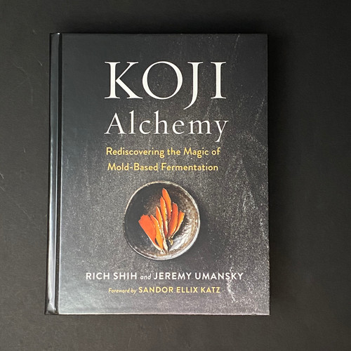Koji Alchemy | Rich Shih