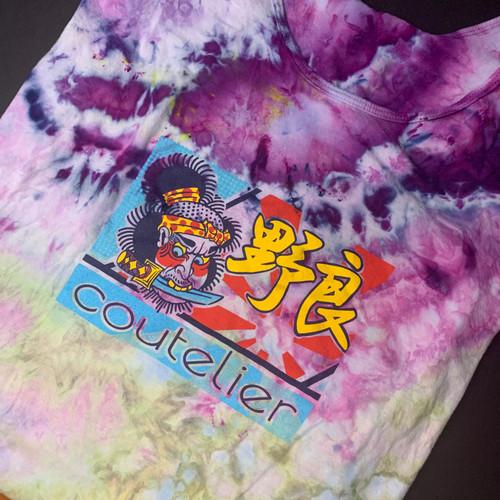 Coutelier | Summer Tank | Tie Dye Ronin