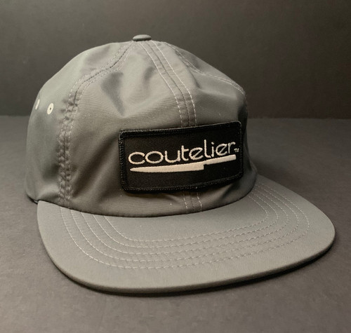 Coutelier Hat | Classic | Charcoal