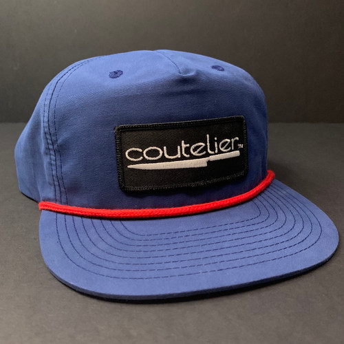 Coutelier Hat | Classic | Navy