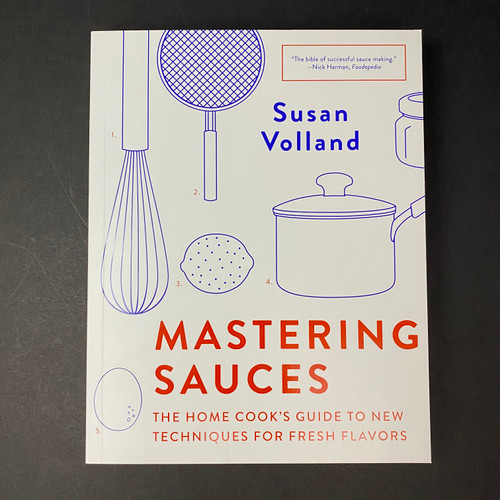Mastering Sauces | Susan Volland