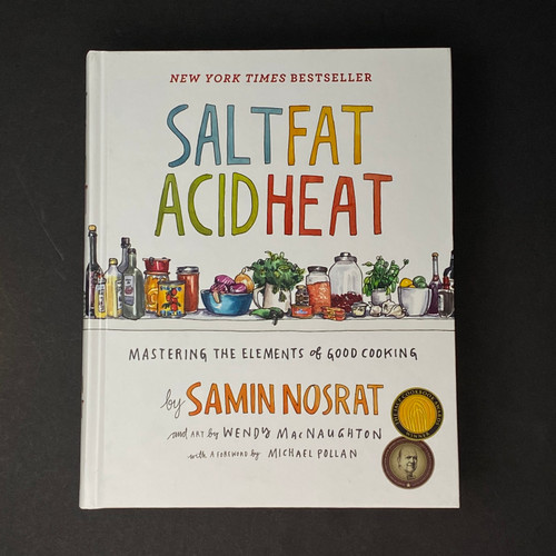 Salt Fat Acid Heat | Samin Nosrat