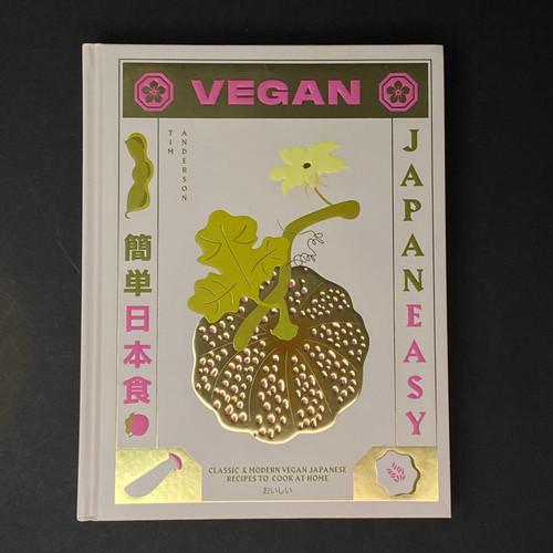 Vegan JapanEasy | Tim Anderson