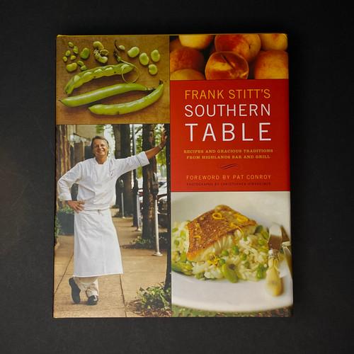 Frank Stitt's Southern Table | Frank Stitt