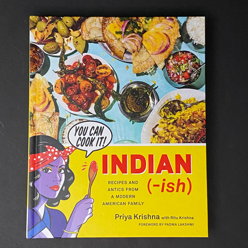 Indian-(ish) | Priya Krishna