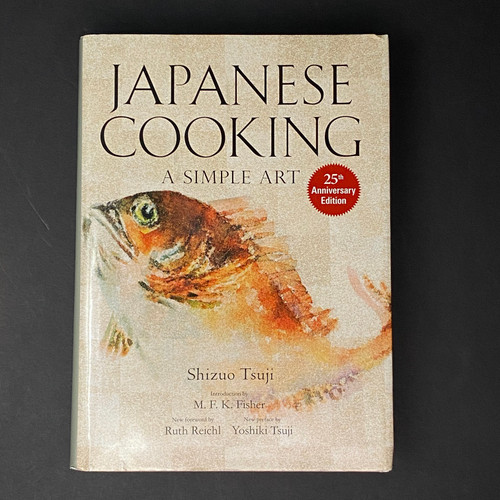 Japanese Cooking: A Simple Art | Shizuo Tsuji