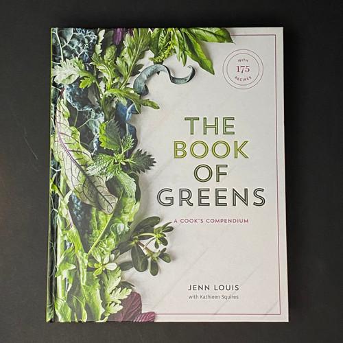 The Book of Greens | Jenn Louis