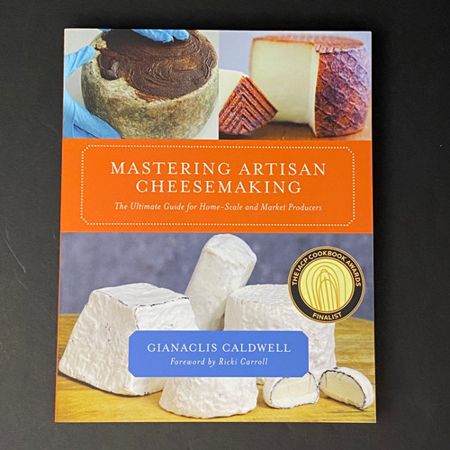 Mastering Artisan Cheesemaking | Gianaclis Caldwell