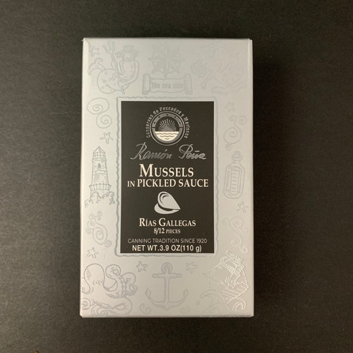 Ramon Pena | Mussels in Pickled Sauce | 3.9oz