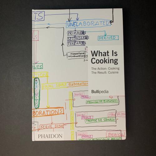 What is Cooking | Ferran Adria & Bullipedia