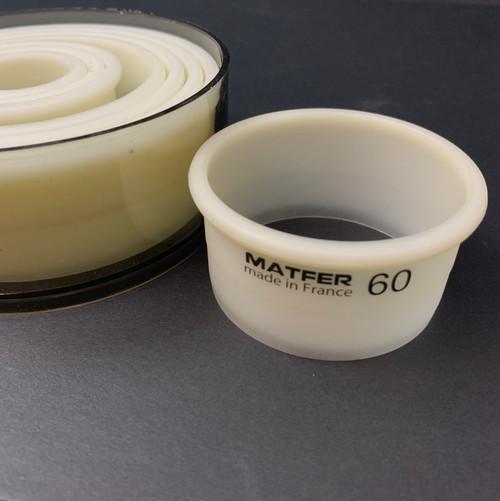 Matfer Bourgeat | Exoglass Round Cutter Set