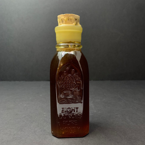 Basic Bee | Raw Honey | 8oz