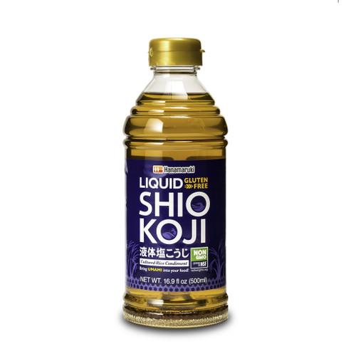 Liquid Shio Koji | Hanamaruki Foods | 500mL