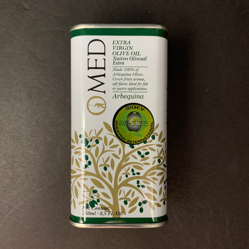 Extra Virgin Olive Oil | Arbequina | 250mL