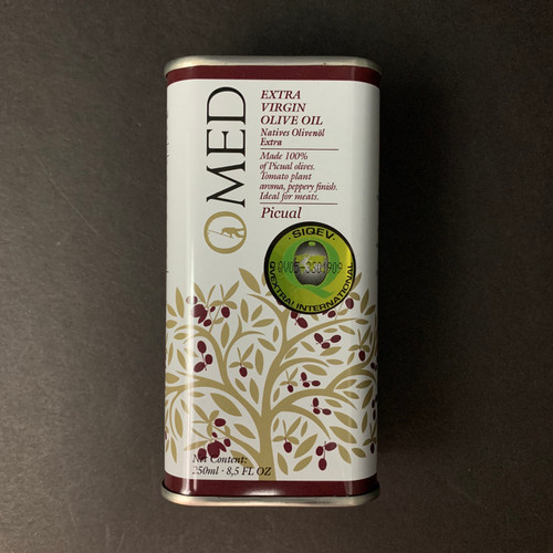 Extra Virgin Olive Oil | Picual | 250mL