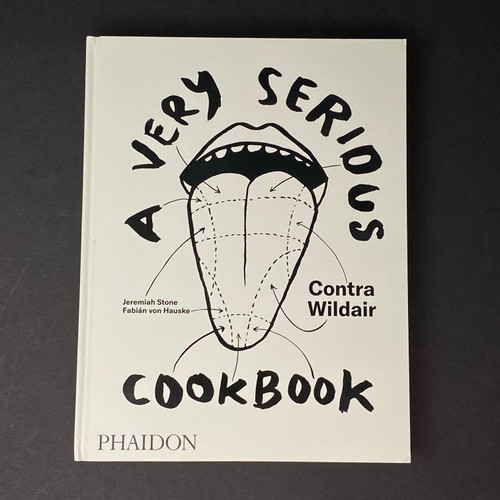 A Very Serious Cookbook | Jeremiah Stone