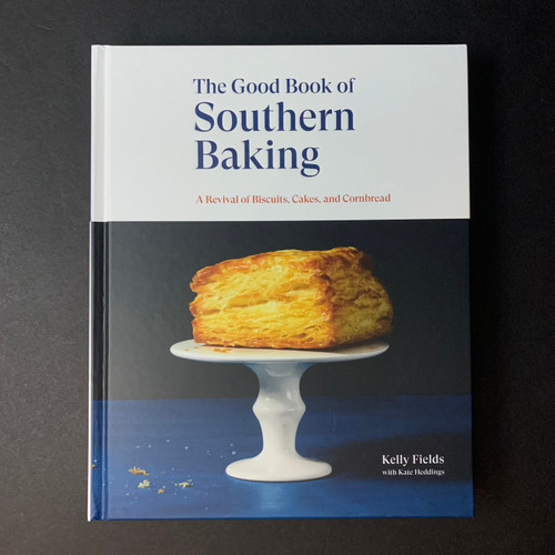 The Good Book of Southern Baking | Kelly Fields | SIGNED