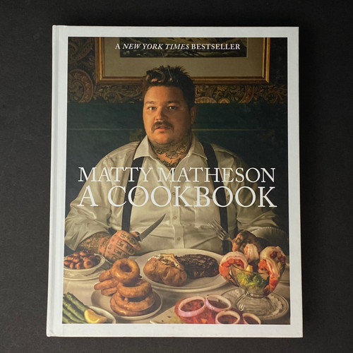 A Cookbook | Matty Matheson