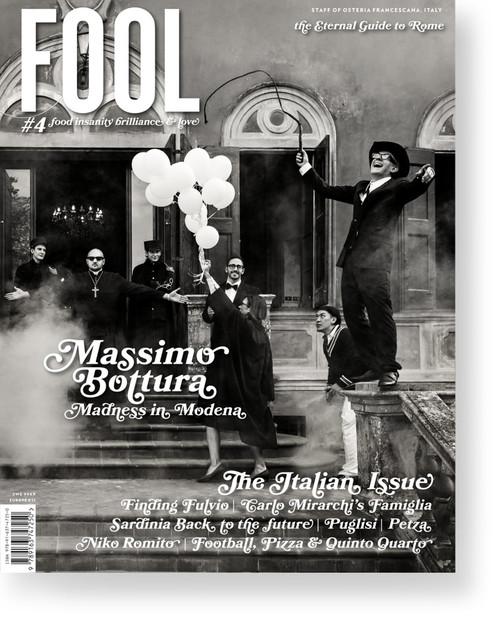 Fool   Massimo Bottura   Issue #4