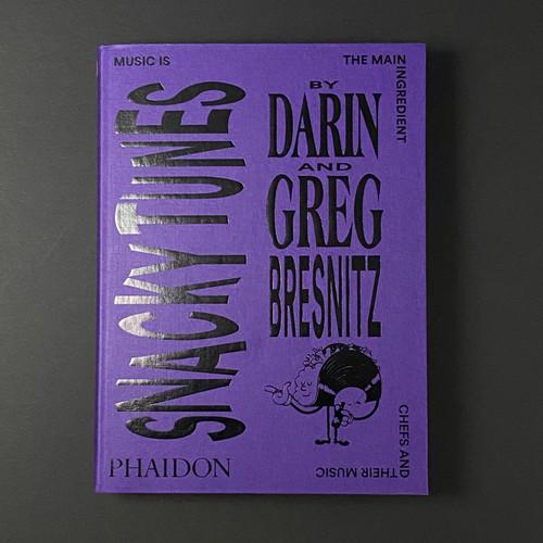 Snacky Tunes | Darin & Greg Bresnitz | Signed Copy