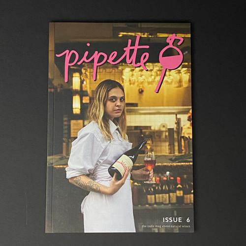 Pipette Magazine   Issue #6