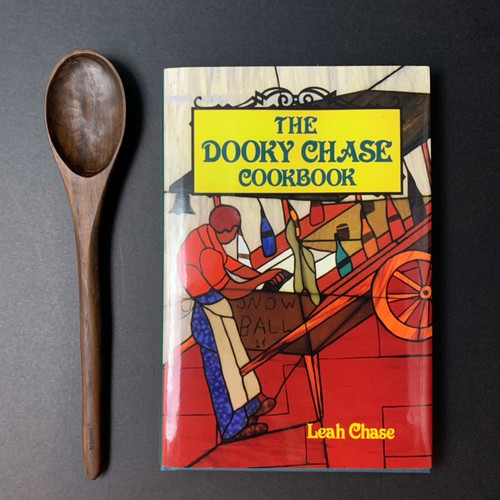 Dooky Chase Cookbook + Wooden Spoon