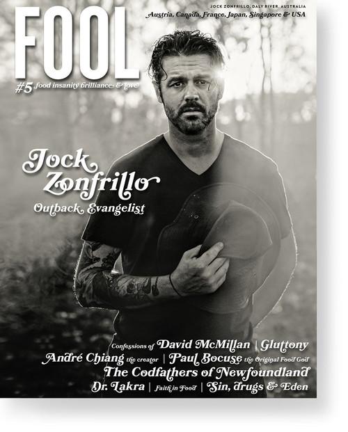 Fool | Jock Zonfillo | Issue #5