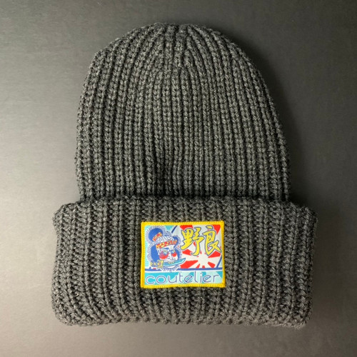 Coutelier Beanie   Ronin   Charcoal