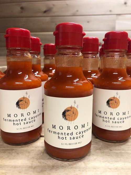 Moromi Fermented Cayenne Hot Sauce | 5oz