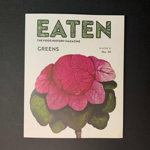 Eaten   Greens   #10