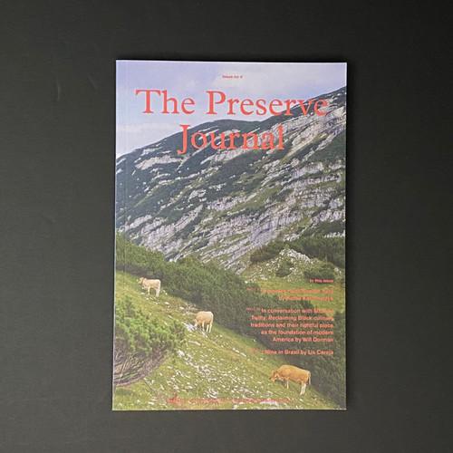 Preserve Journal | #4