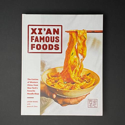 Xi'an Famous Foods   Jason Wang