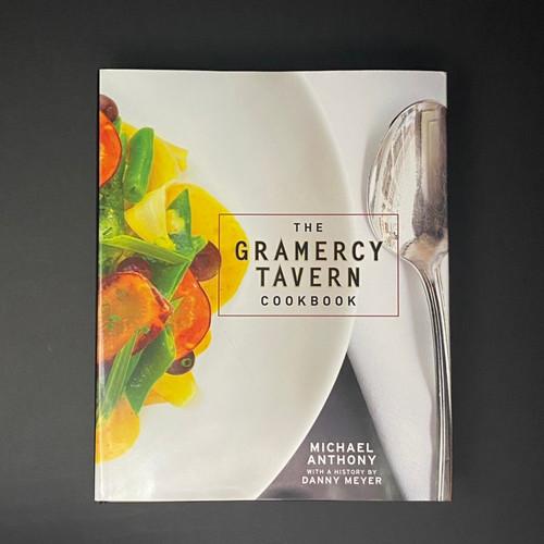 The Gramercy Tavern Cookbook   Michael Antony