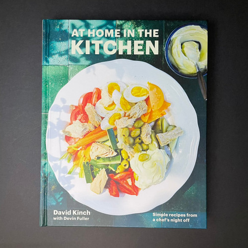 At Home in the Kitchen | David Kinch