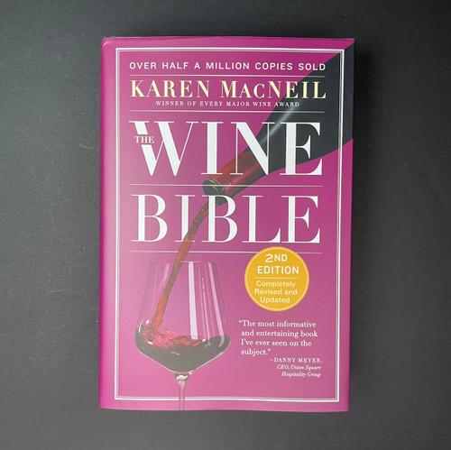 The Wine Bible | Karen MacNeil