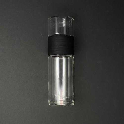 Ukiyo | Tea Tumbler Infuser | Obsidian