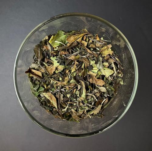 Loose Leaf Tea | White Peony | Organic White | 50g