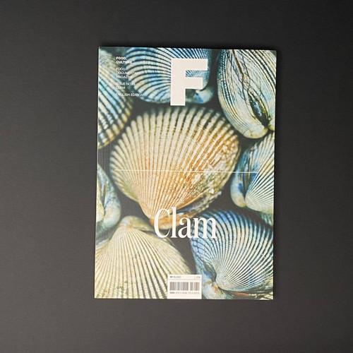 Magazine F | Clams | #13